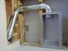 Dryer Duct Vinje S Sheet Metal Amp Diy Heating