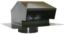Caps Tops Amp Vents Vinje S Sheet Metal Amp Diy Heating